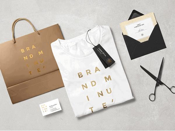 Branding Mockup Template