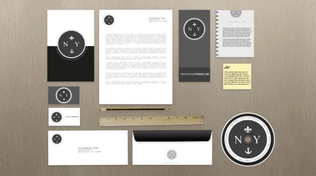 Creative Branding Mockup Template