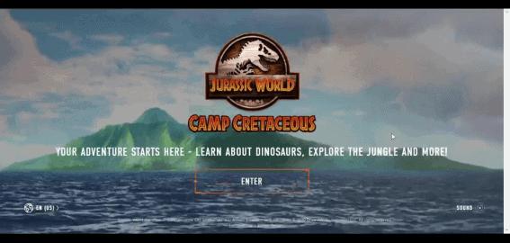 Jurassic World's Camp Cretaceous