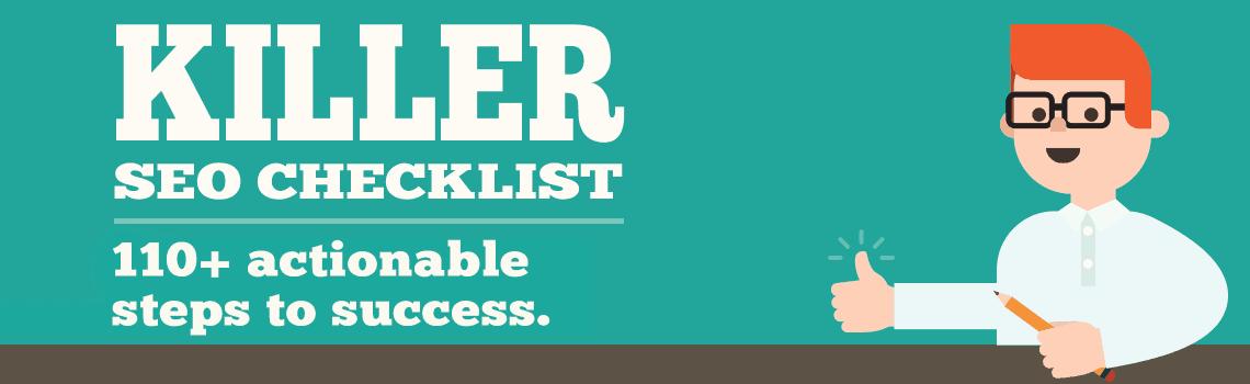 SEO Checklist Banner