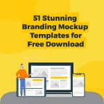 51 Beautiful Branding Mockup Templates, For Free Download